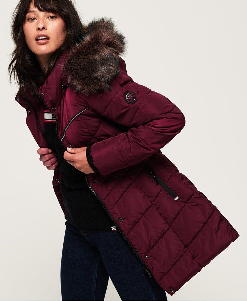 Superdry Parka Glacier Vestes et manteaux pour Femme