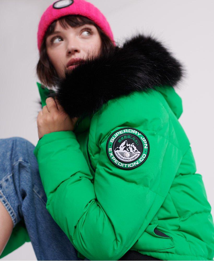 Superdry Everest Ella Bomber Jacket  0