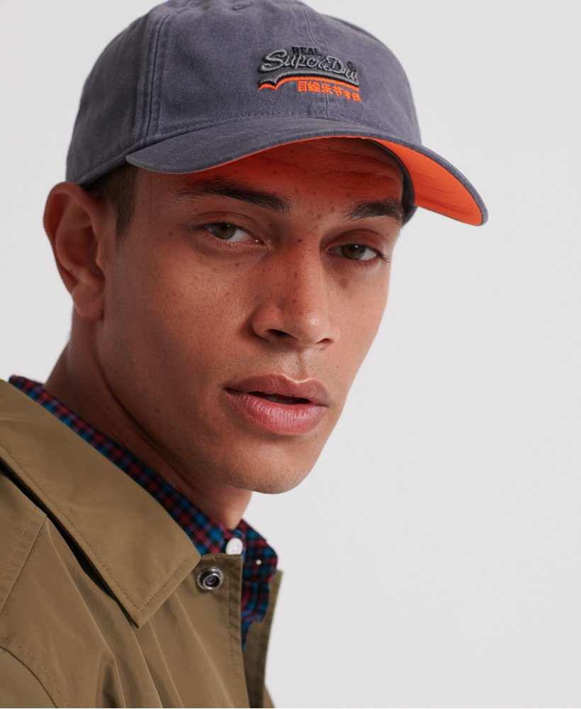 Superdry Orange Label Twill Cap thumbnail 1