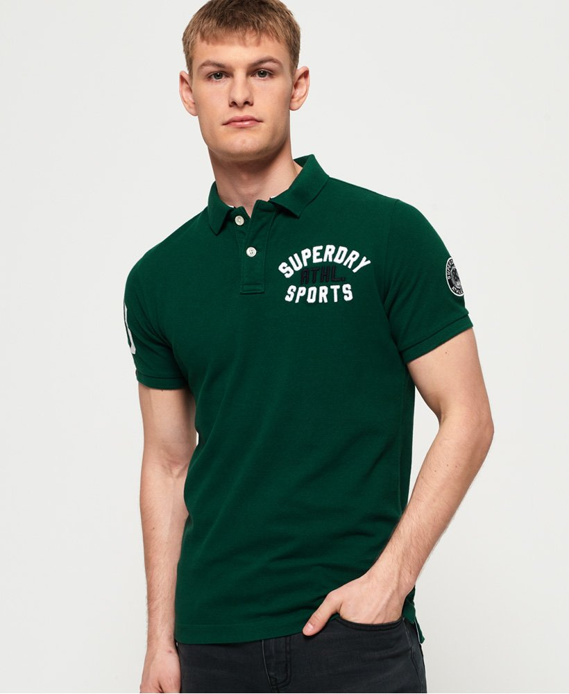 Superdry Superstate Shadow Polo Shirt  thumbnail 1