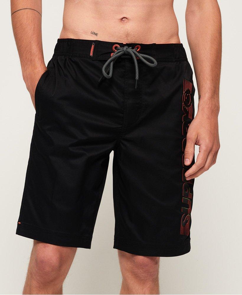 Mens Swim Trunks Ecuador Love Beach Shorts Quick Dry Mesh Lining Board Shorts Swimwear with Pockets