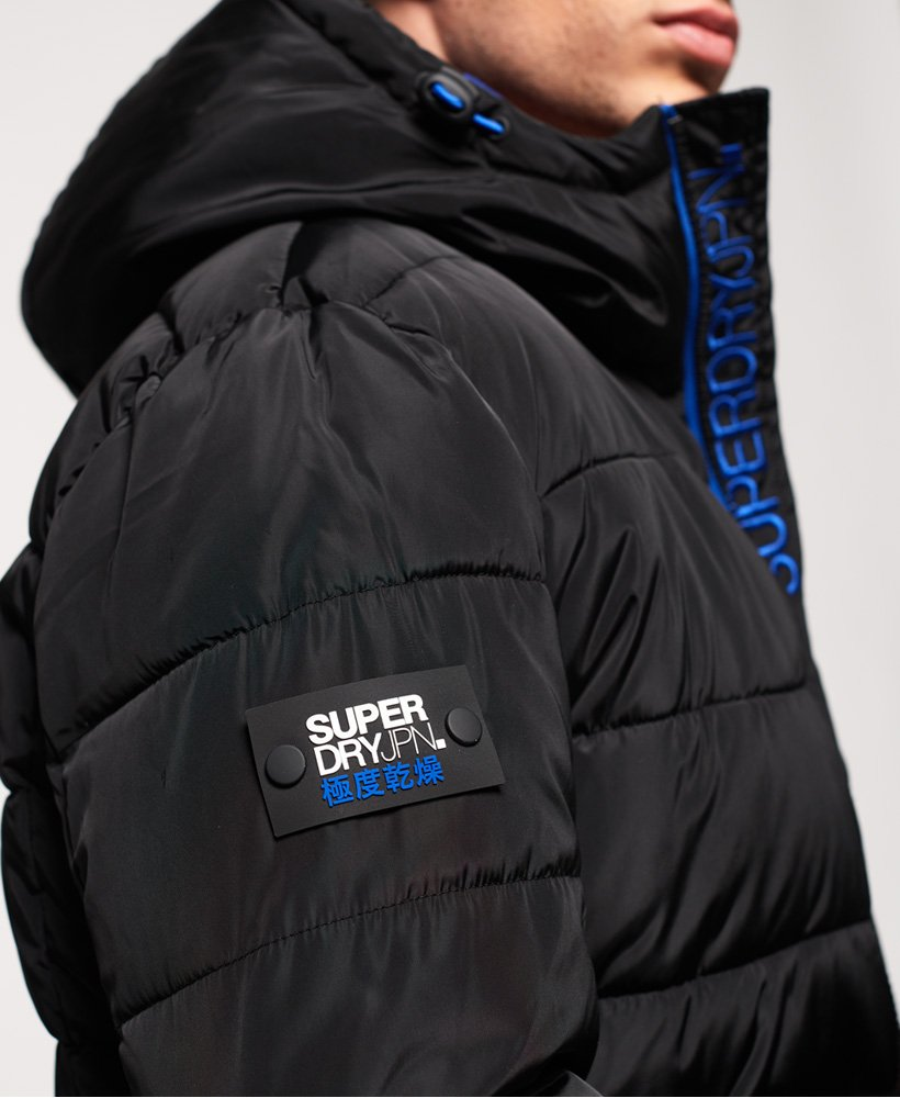 34T RRP £80 XXXL LAST ONE M5000083A Details about  /Superdry Ink Sports Puffer Jacket