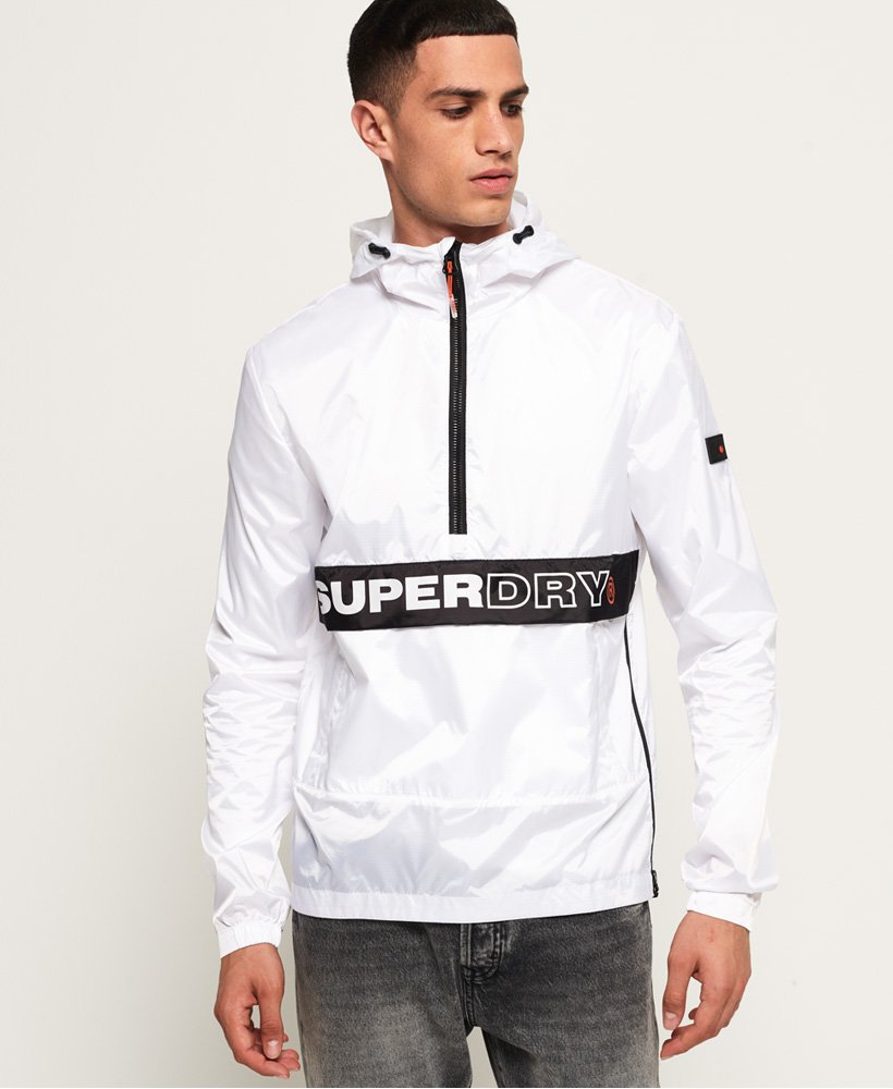 coupe vent a enfiler superdry