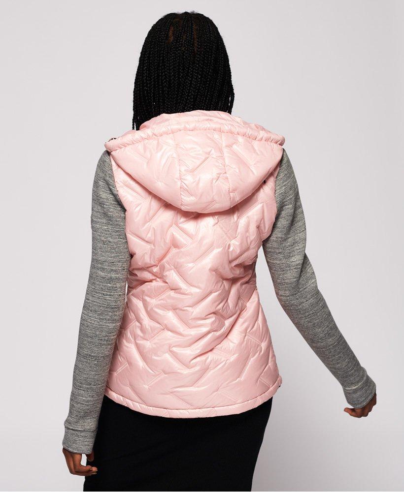 Superdry Storm Injected Luxe Hybrid Jacke Damen Jacken
