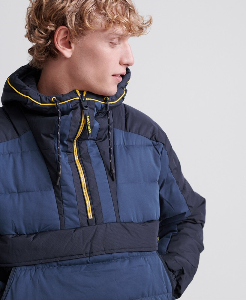 Superdry Downhill Padded Overhead Jacket thumbnail 1