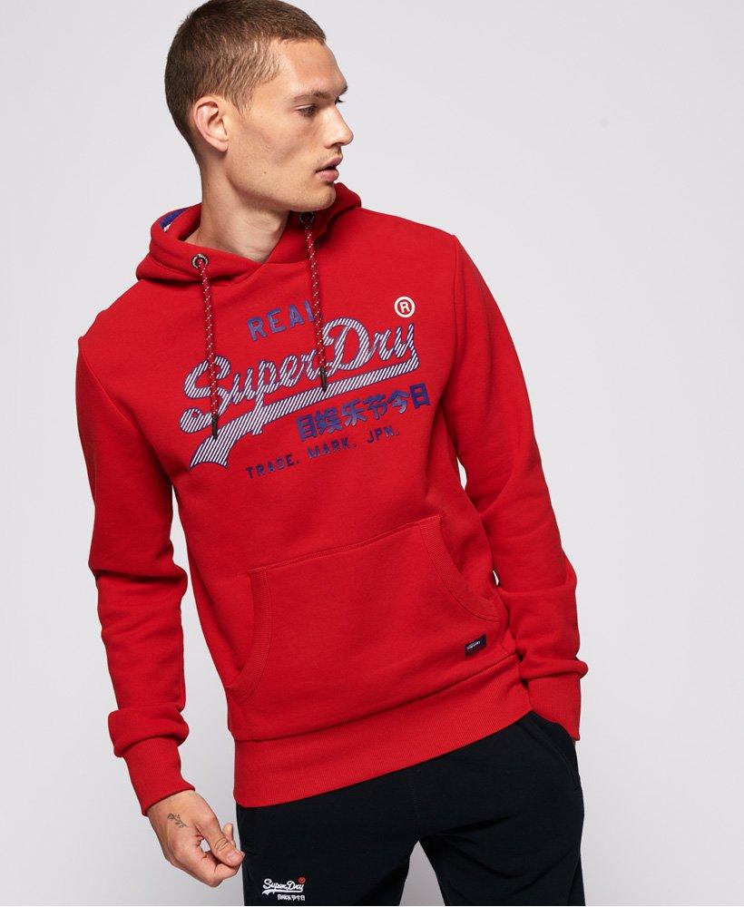 Superdry Sweat à capuche Vintage Logo Racer Sweats à