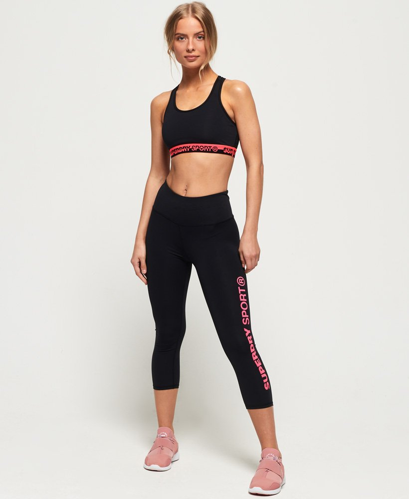 Superdry SD Core Sport Essential Capri-Leggings thumbnail 1