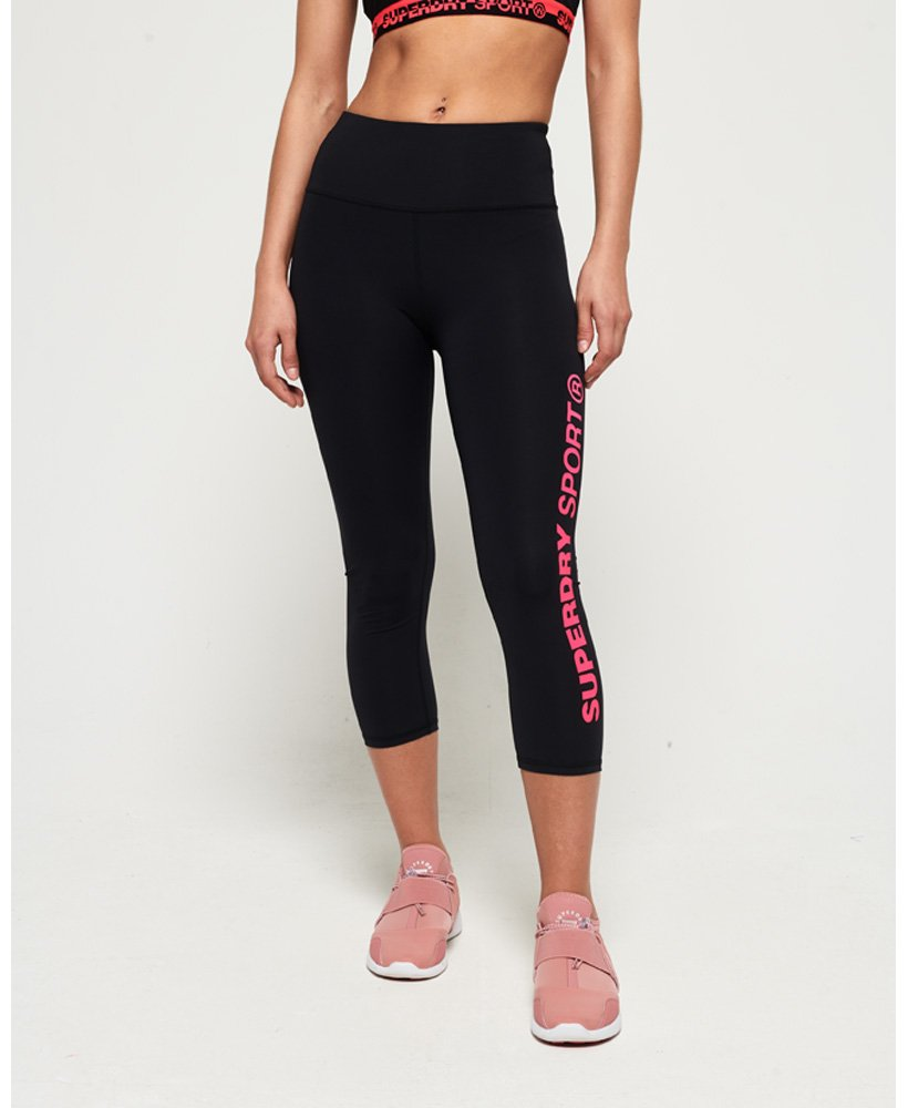 Superdry Leggings capri SD Core Sport Essential thumbnail 1
