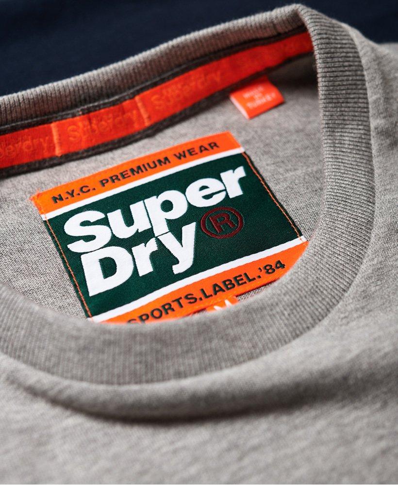 Superdry Applique Cut /& Sew 08 T-Shirt