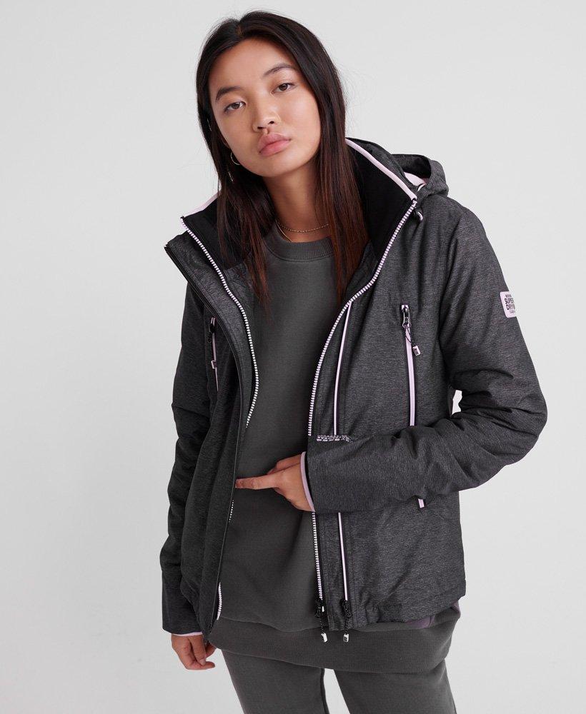 giacca a vento superdry donna wintrekker