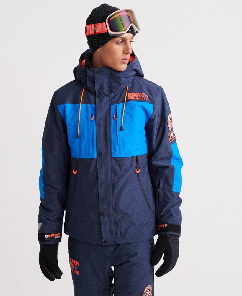 Superdry Sport SD Mountain Jacket Miesten toppatakki