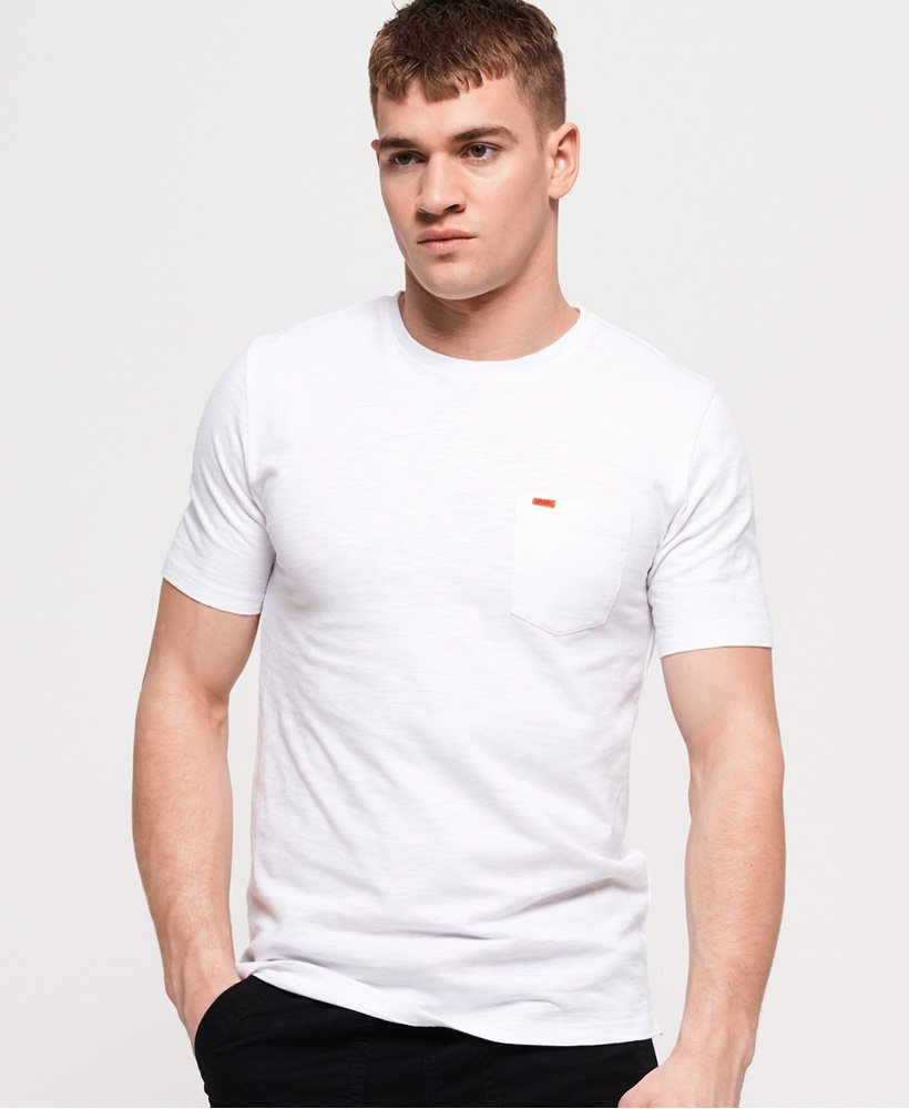 Superdry Dry Originals Short Sleeve Pocket T-Shirt thumbnail 1