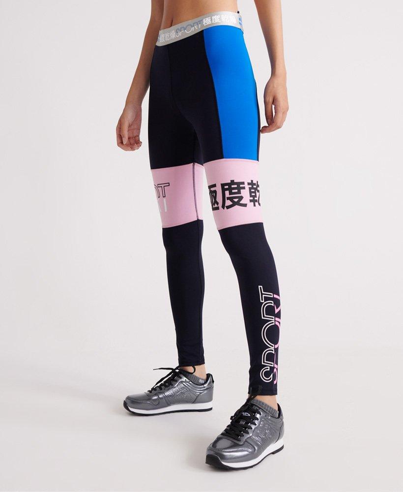 legging sport superdry