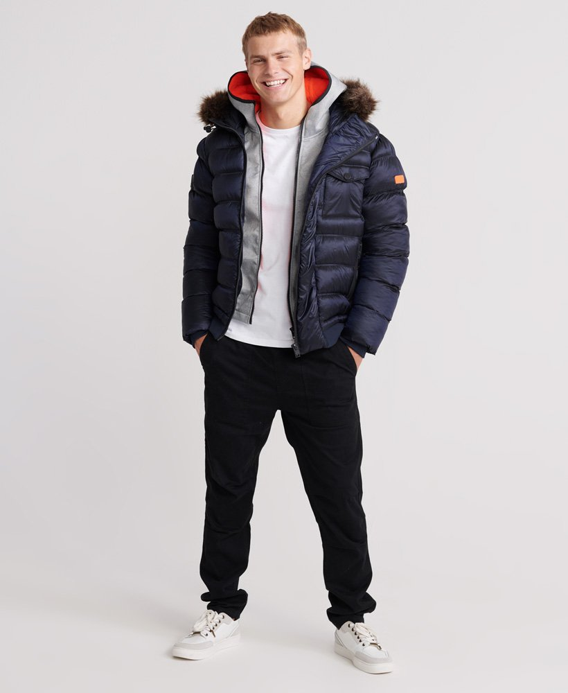 Superdry Doudoune Icon Rescue Homme Sale View all