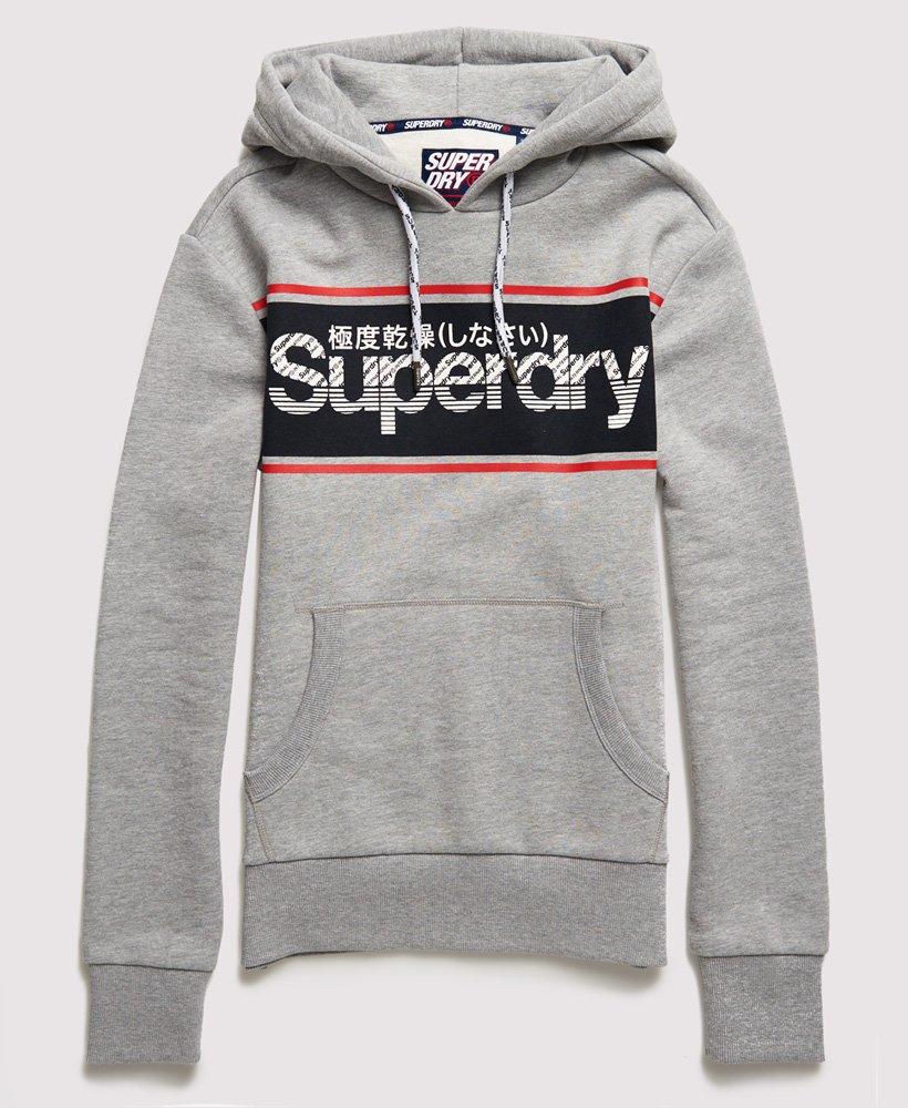 Superdry Sweat à capuche Retro Sport Sweats à capuche