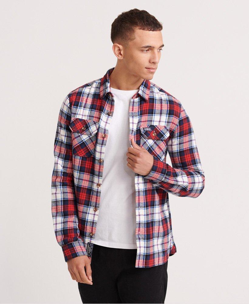 Superdry Classic Lumberjack Shirt