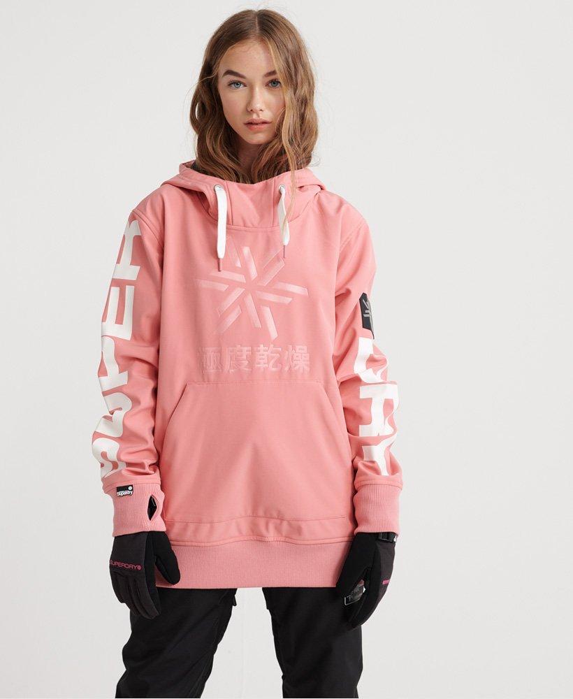 sudaderas snowboard mujer