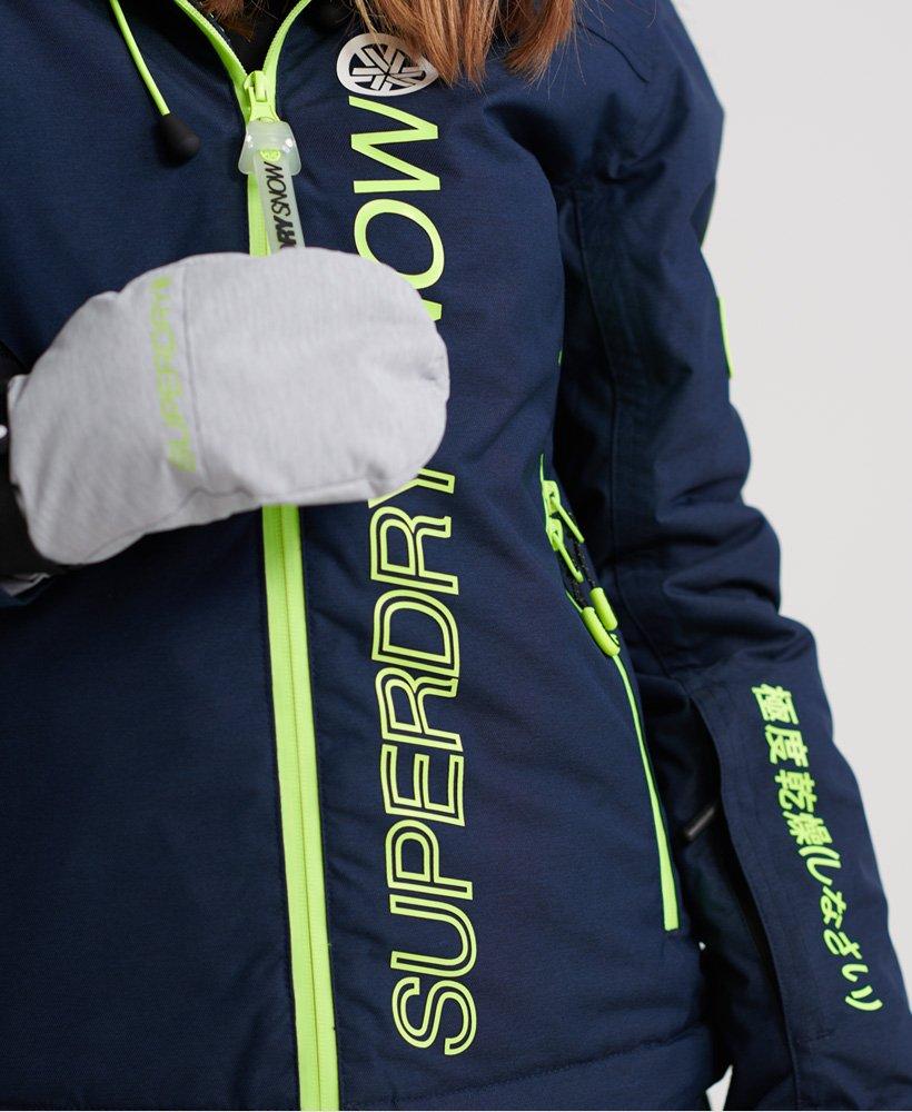 Superdry SD Ski Run jakke Damer Jakker & Frakker