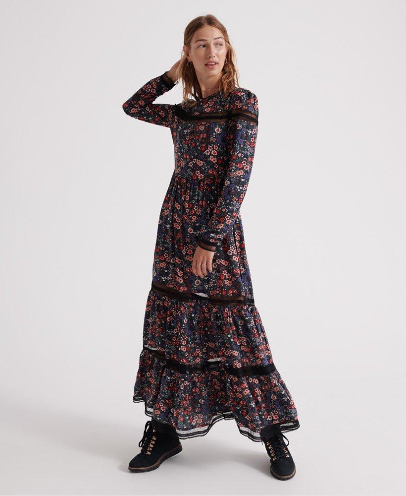 Superdry Skyla Maxi Dress 0