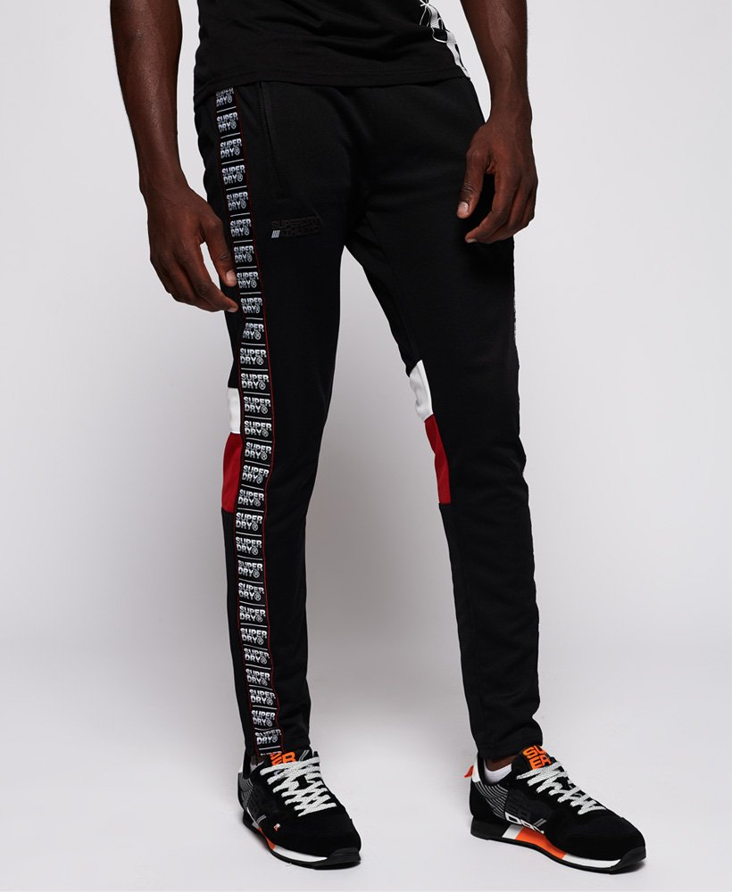 Superdry SD Tricot Panelled trainingsbroek thumbnail 1