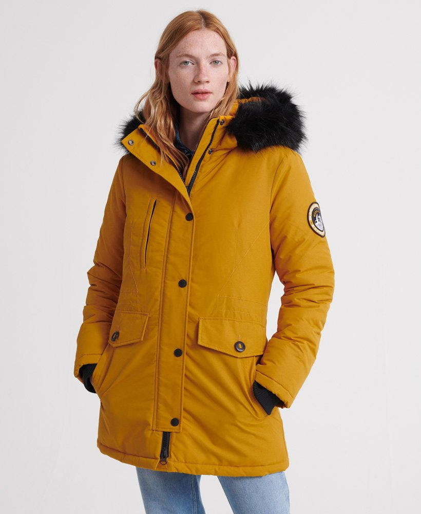 Womens Parka Coats