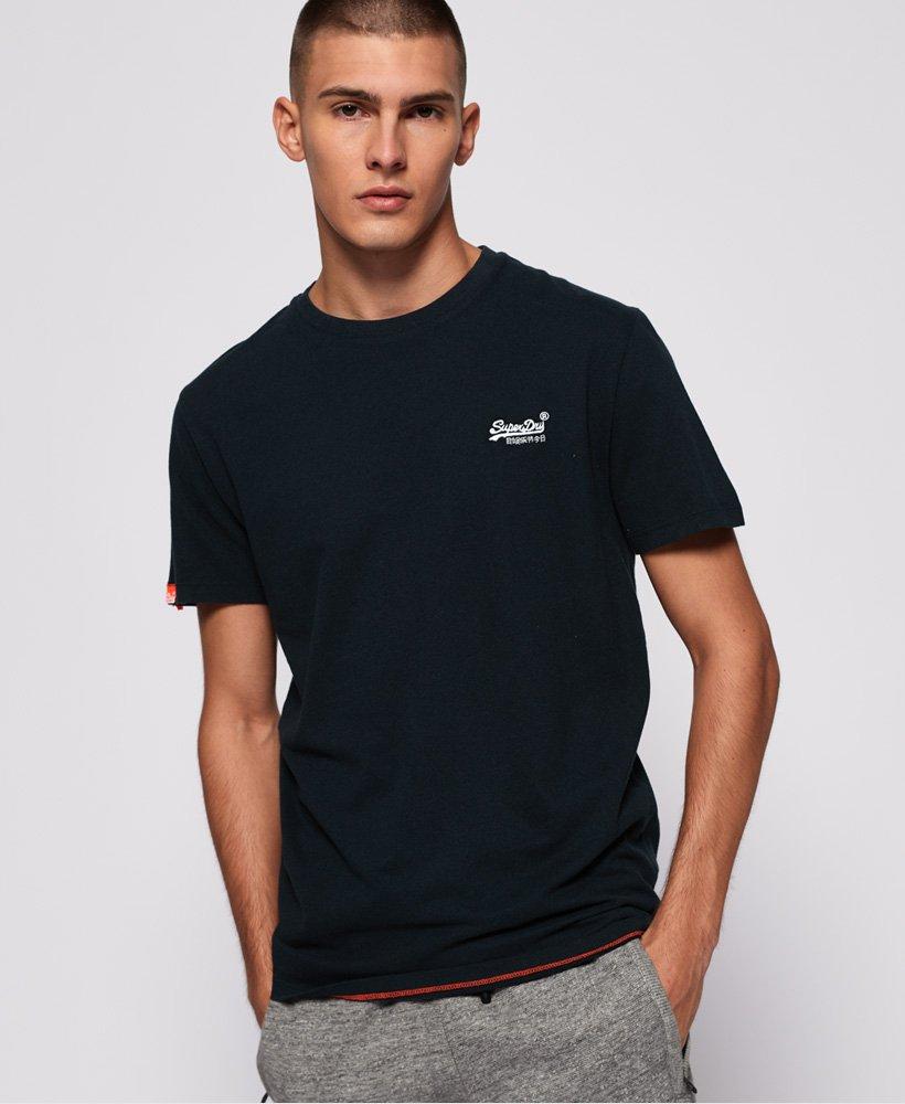 Superdry Orange Label Vintage T shirt med broderet logo