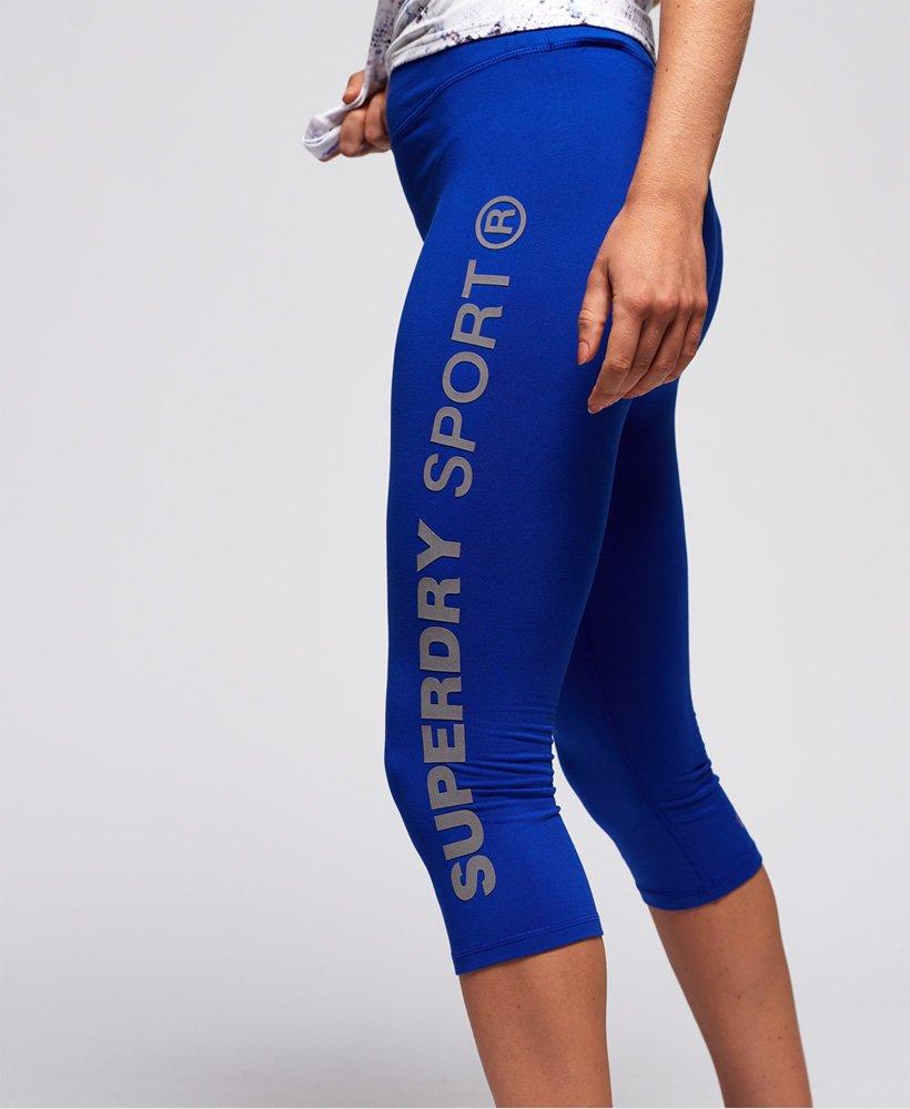 Superdry Legging coupe courte Core Gym Survêtements pour