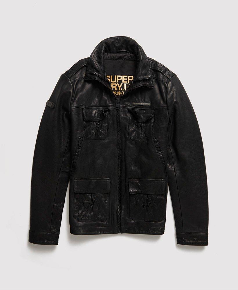 Superdry Icon Brad Leather