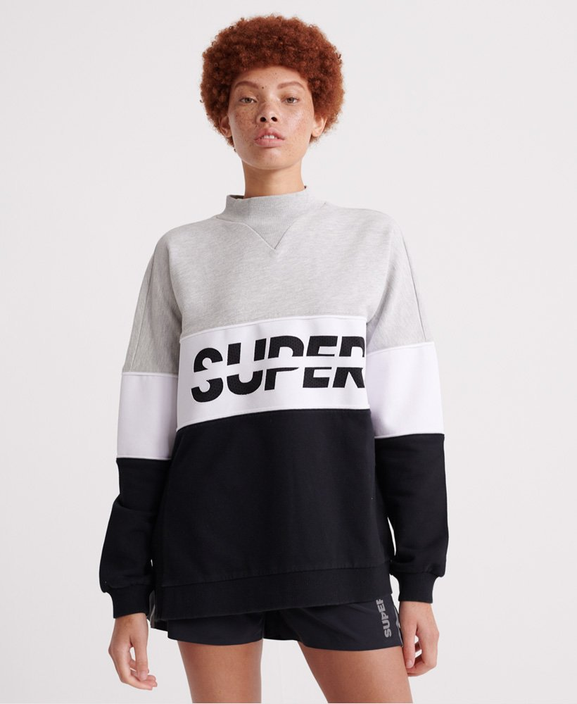 Superdry Sport Pusher Crew thumbnail 1