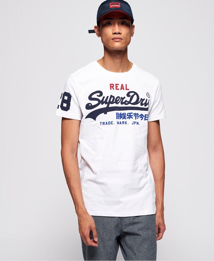 Superdry Vintage Logo Tri T-Shirt thumbnail 1