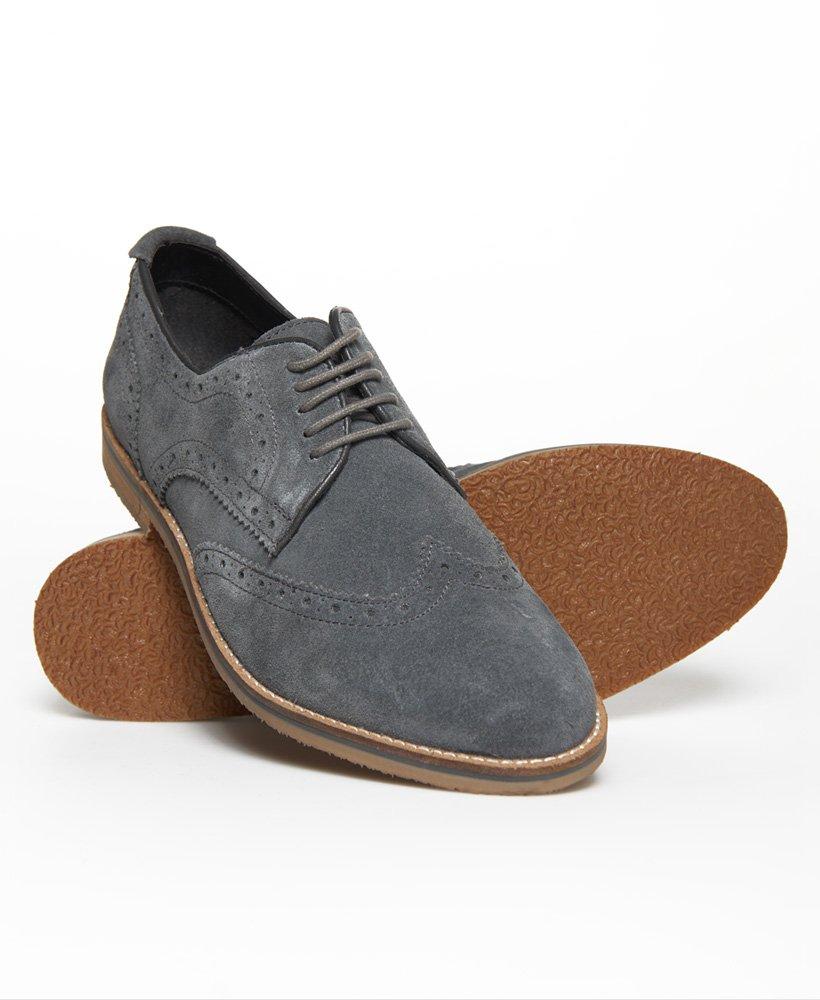 Superdry Ripley brogue Chaussures de sport marron