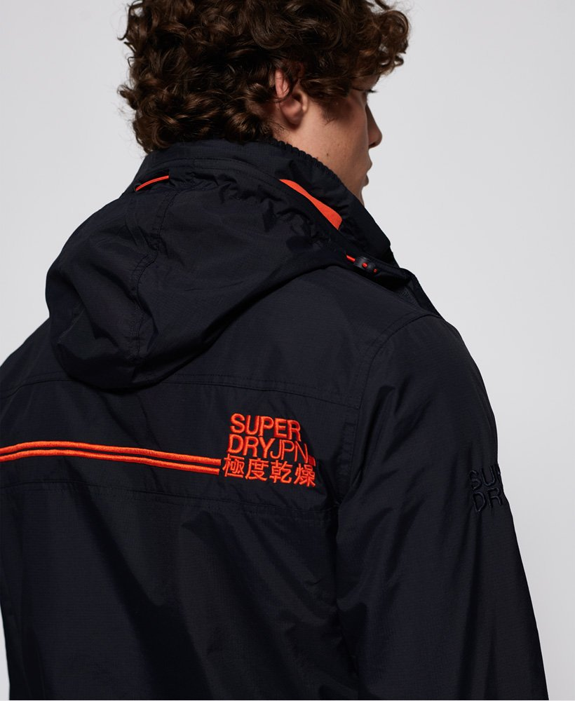 Superdry Arctic Pop Zip Hooded SD-Windcheater Jacket thumbnail 1