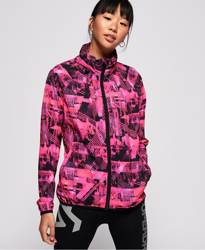 Superdry Active Lightweight Jacket thumbnail 1