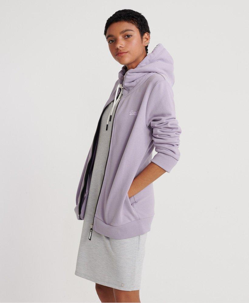 Superdry Orange Label Elite Lite Hoodie Women's Hoodies