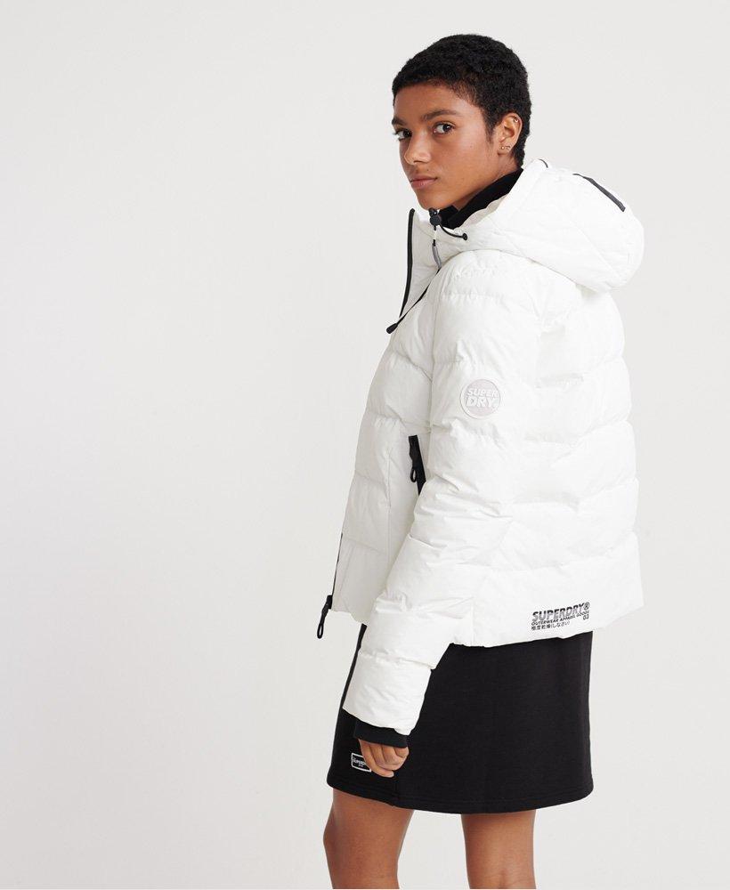 Superdry Spirit Puffer Icon Jacket Doudoune Femme