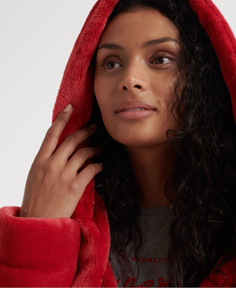 Superdry Supersoft Loungewear Robe For Womens
