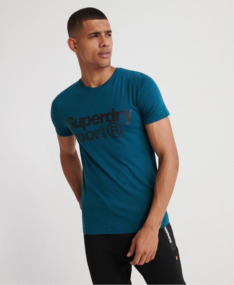 Superdry Sport Core t skjorte Herre T skjorter