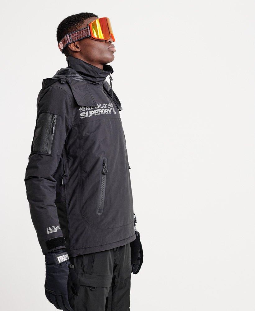 Superdry Snow Rescue jas voor over het hoofd Jacks en