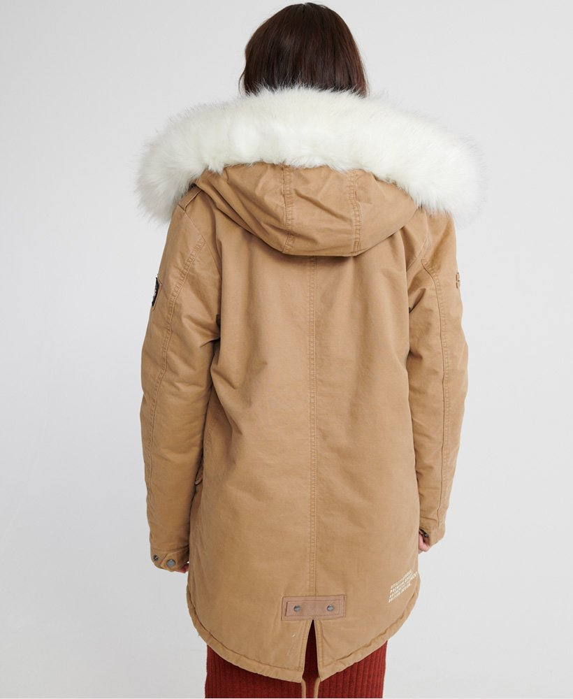 Superdry Falcon Rookie Parka Damen Jacken & Mäntel