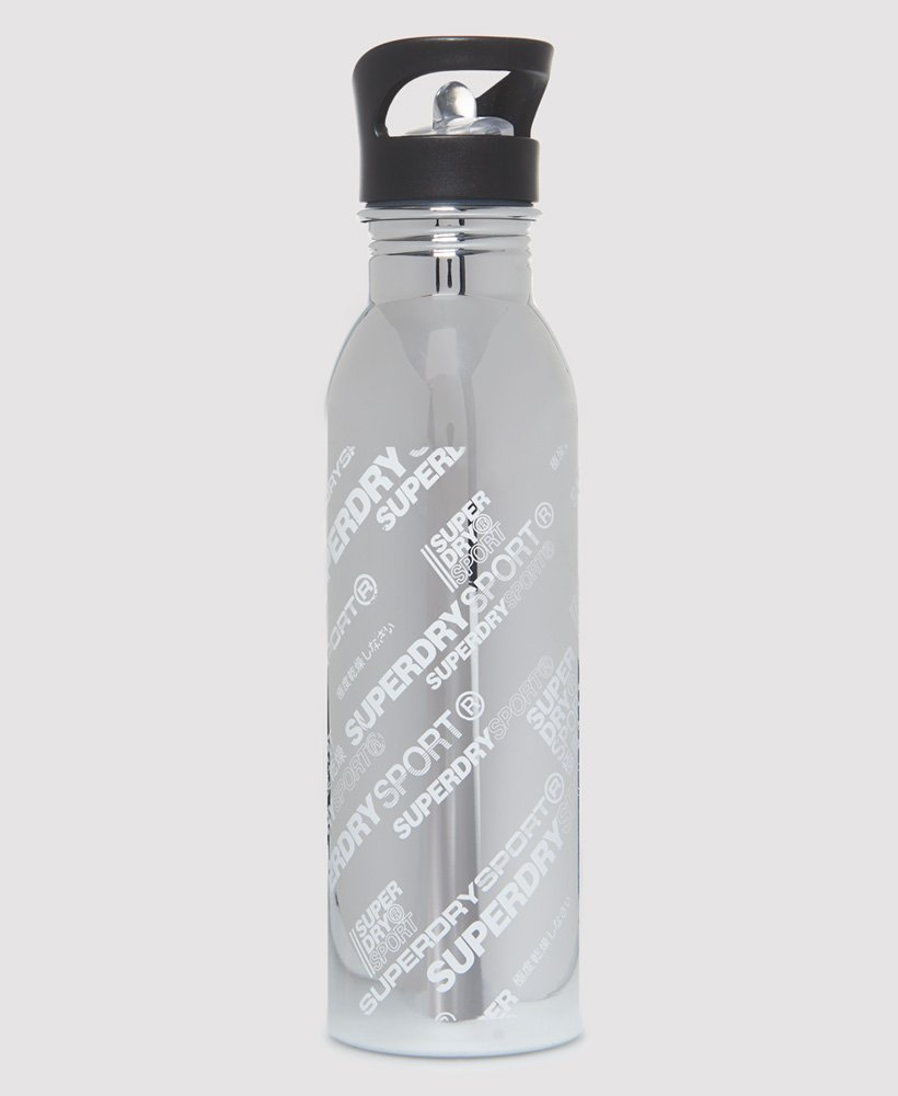 Superdry Stainless Steel Sports Bottle thumbnail 1
