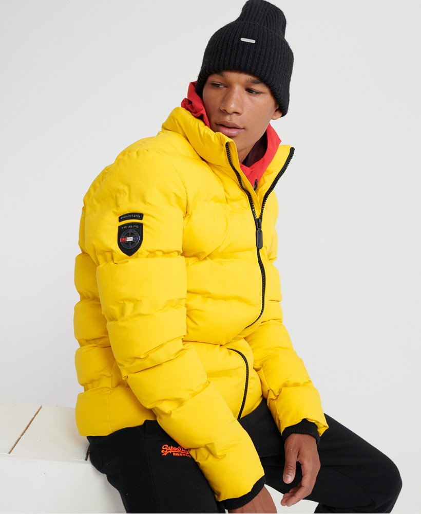 Superdry Ultimate Radar Quilt Puffer jacket 0