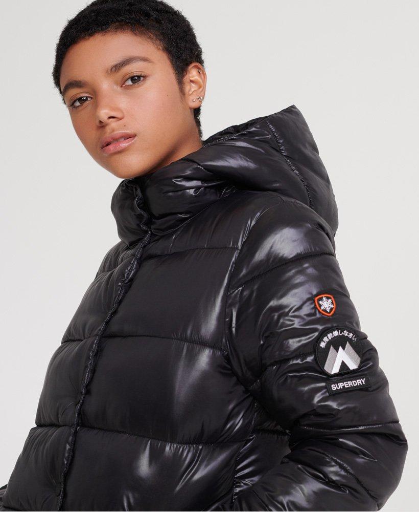 Superdry High Shine Toya Puffer Jacket  0