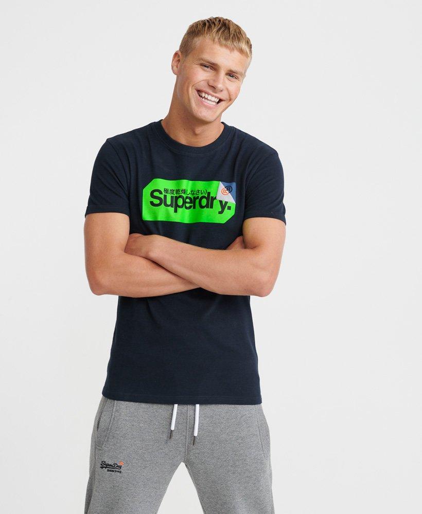 Superdry Core Logo Tag Hood Capucha para Hombre