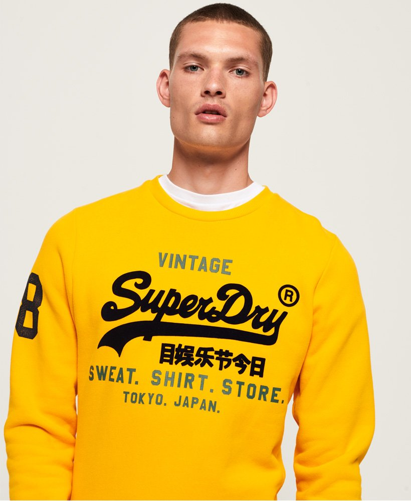Superdry Sweat-shirt ras du cou Sweat Shirt Store thumbnail 1