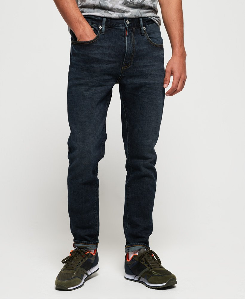 Superdry Conor Taper Jeans thumbnail 1