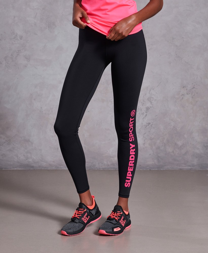 Superdry Core Essential Leggings thumbnail 1