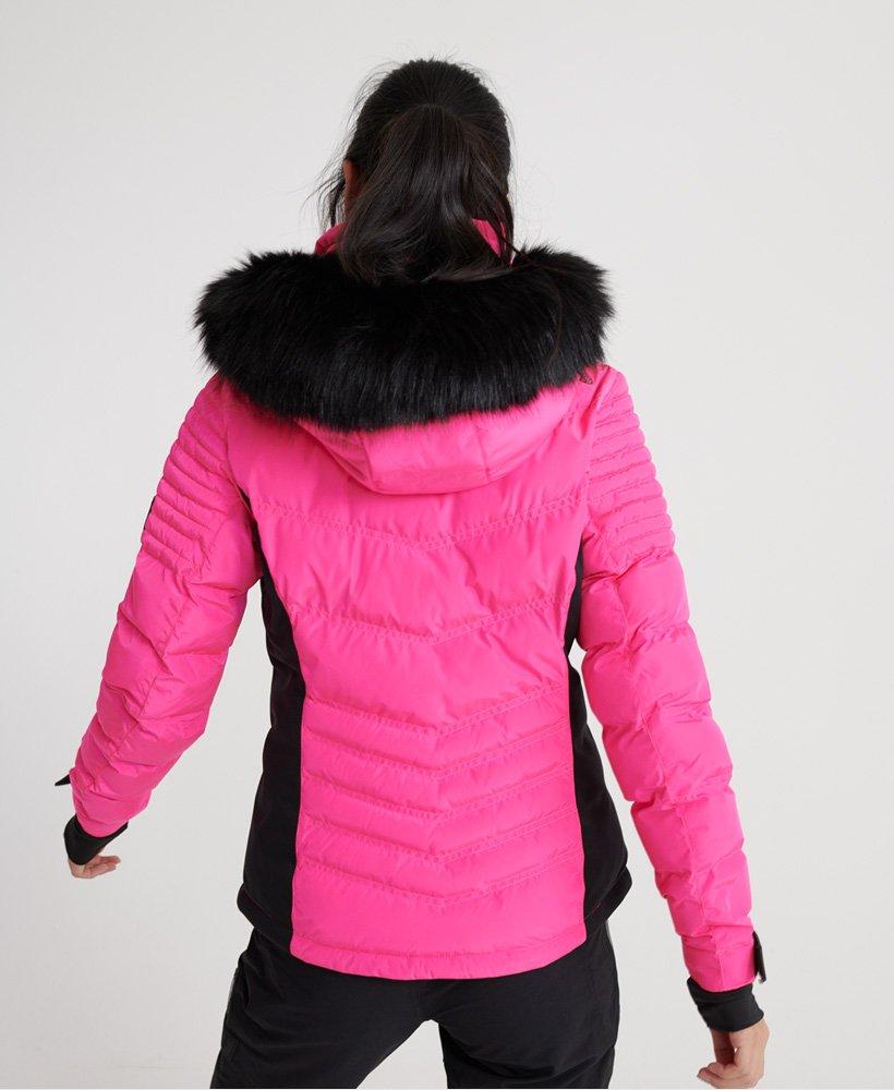 Superdry Luxe Snow donsjas Jacks en jassen voor Dames