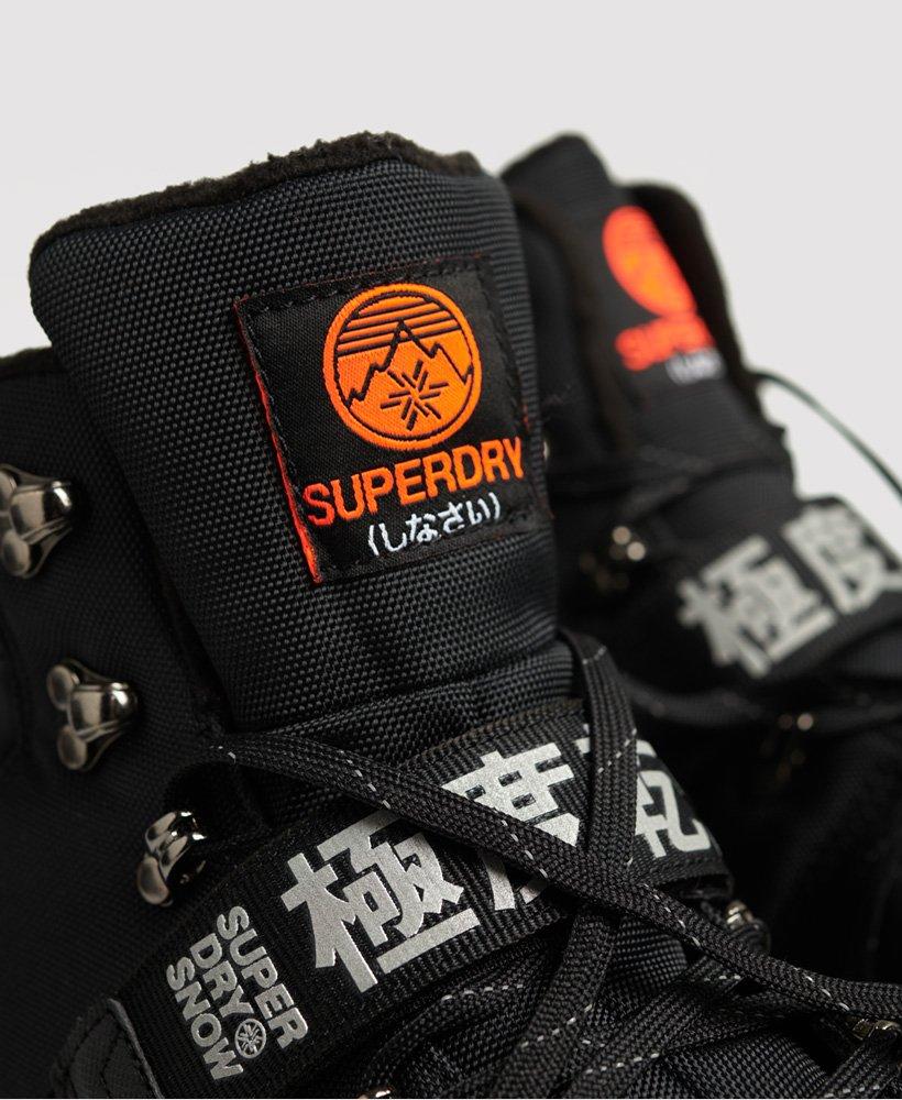 Superdry Outlander Snow Boots Mens