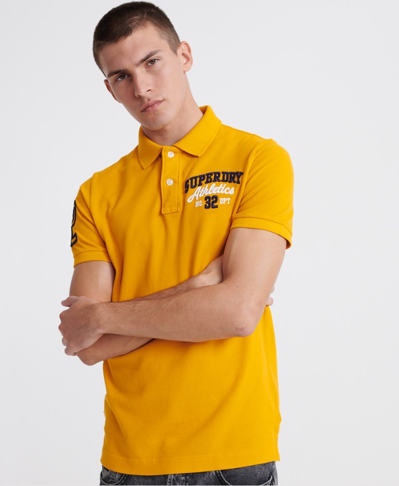 Superdry Classic Superstate Polo Shirt thumbnail 1