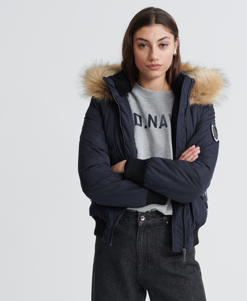 superdry bombers femme
